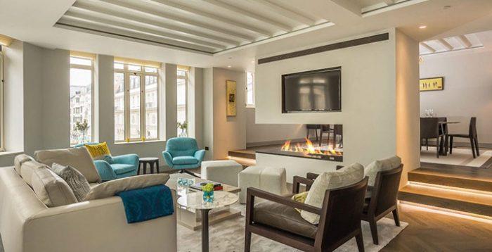 rénovation intérieure Sherbrooke Estrie agrandissement salon cuisine